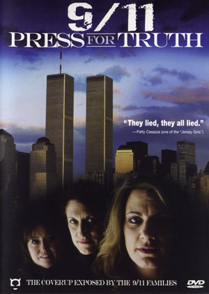 9/11 Press for Truth movie poster